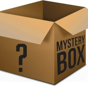 Toddler mystery box